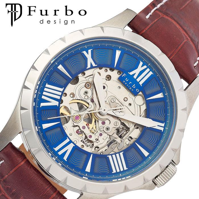 [当日出荷] フルボデザイン 腕時計 Furbodesign 時計 ビートマジック BEAT MAGIC メンズ ネイビー F5021NNVBR [ 人気 ブランド おしゃれ ファッション カジュアル スーツ ビジネス フォーマル 機械式 プレゼント ギフト ]