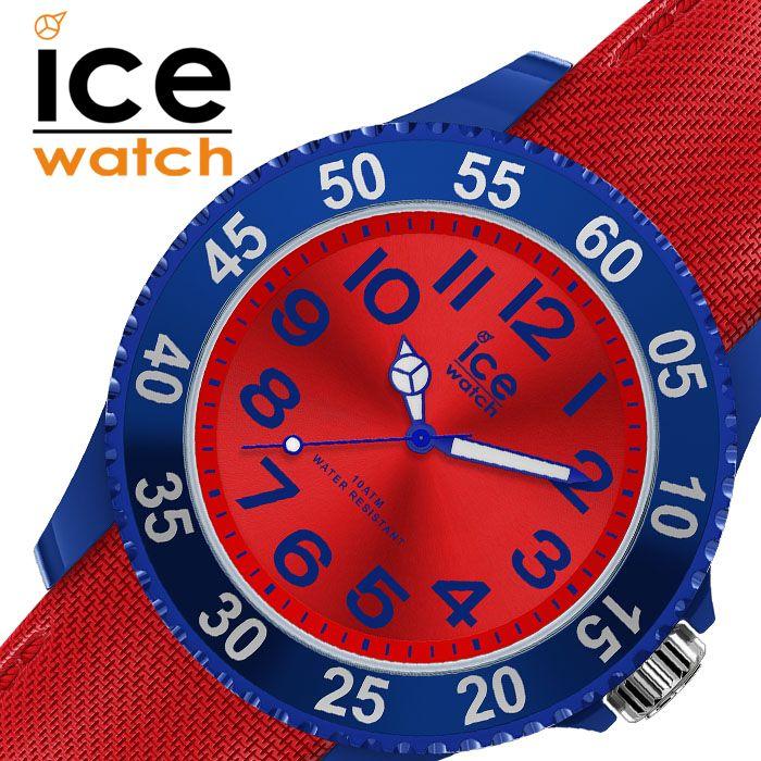 [当日出荷] ICE WATCH 腕時計 アイスウォッチ 時計 カートゥーン スパイダー スモール cartoon レディース キッズ 腕時計 レッド ICE-017732 [ 人気 ブランド おすすめ おしゃれ ファッション かわいい 個性的 カジュアル プレゼント ギフト ]