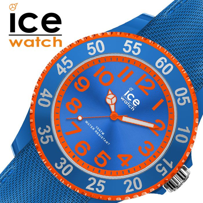 [当日出荷] ICE WATCH 腕時計 アイスウォッチ 時計 カートゥーン スーパーヒーロー スモール cartoon レディース キッズ 腕時計 ブルー ICE-017733 [ 人気 ブランド おすすめ おしゃれ ファッション かわいい 個性的 カジュアル プレゼント ギフト ]