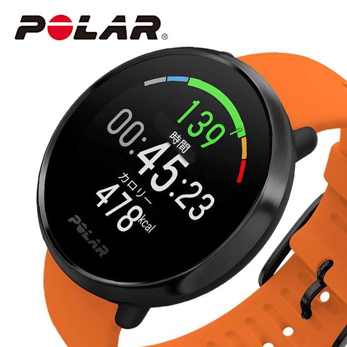 ポラール 腕時計 POLAR 時計 イグナイト IGNITE メンズ レディース 腕時計 液晶 90081718 [ 人気 ブランド 正規品 防水 スマートウォッチ アウトドア スポーツ ランニング アクティブ トライアスロン マラソン トレーニング ジム フィットネス プレゼント ギフト ]