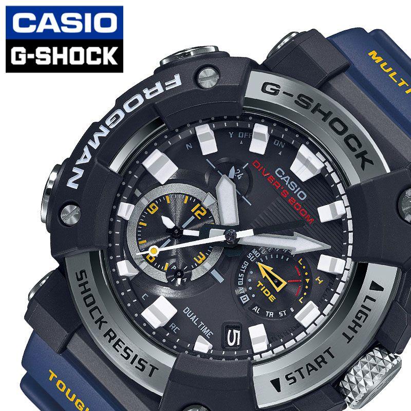 [当日出荷] Gショック G-SHOCK メンズ 腕時計 ブラック FROGMAN フロッグマン GWF-A1000-1A2JF [ おすすめ 人気 おしゃれ かっこいい ソーラー 電波 ダイビング ダイバーズウォッチ カジュアル スポーツ アウトドア ギフト プレゼント ]