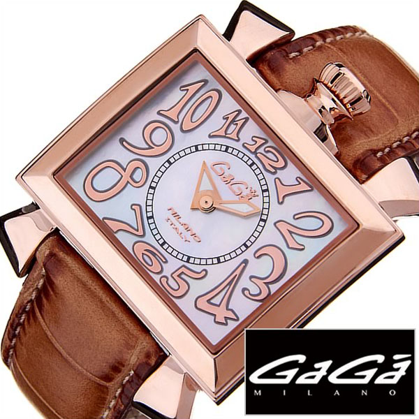 ガガミラノ 腕時計 GaGa MILANO 時計 ナポレオーネ [ NAPOLEONE ] 40MM メンズ レディース 6031.2 [ ブランド ] [ プレゼント ギフト 新生活 ]