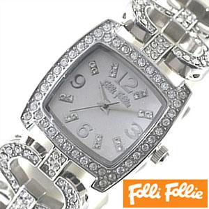 [当日出荷] フォリフォリ 腕時計 folli follie 時計 WF5T120BPS [ 人気 定番 ] [ プレゼント ギフト 新生活 ]