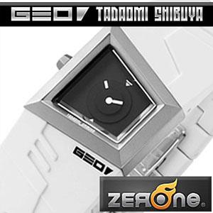 Tadaomi Shibuya 1 zero Watch (ZERONE watch zero clock) GEO (GEO TADAOMI SHIBUYA) / men's watch /Z1004-04