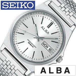 【延長保証対象】セイコー 腕時計 SEIKO 時計 セイコー腕時計 SEIKO腕時計 アルバ ALBA メンズ AIGT003 [ メンズ腕時計 腕時計メンズ メタル ビジネス スーツ フォーマル シンプル ] [ プレゼント ギフト 新生活 ]