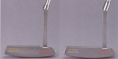 2 ■ Scottsdale illegal putter, Scotty Cameron SCOTTYDALE