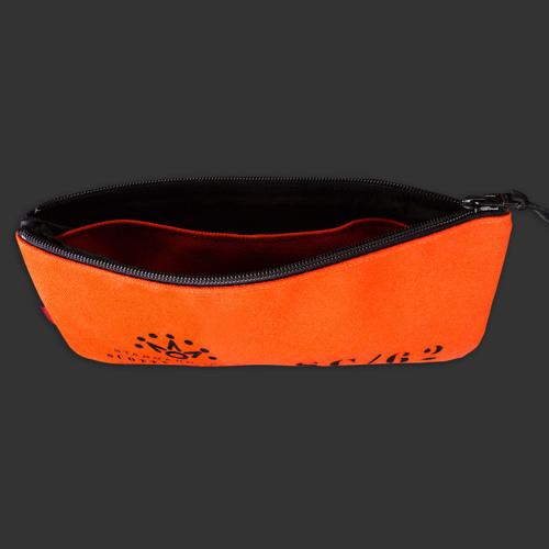 斯科蒂卡梅伦画布现金袋橙色 / 卡梅隆配件