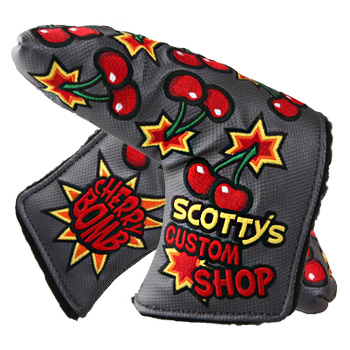2 ■ Scotty Cameron custom shop Cherry-Bomb - gray head ( type )