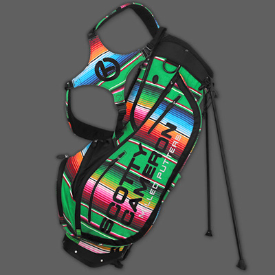 Titleist Scotty Cameron 2016 stand bag Mexican-blanket circle T / Titleist Scotty Cameron golf bag