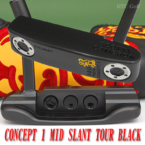 Image result for scotty cameron mid slant prototype welded mid slant neck
