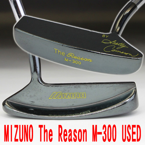 2 ■ Scotty Cameron MIZUNO The Reason m-300 34 in Chipata and Scotty Cameron putters