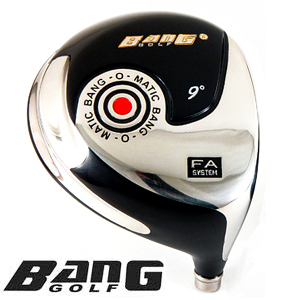 BANG GOLF(バンゴルフ) BANG-O-MATIC バン オーマティック ドライバー用 ヘッド単体【HTCLDH】