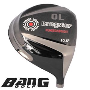 BANG GOLF(バン ゴルフ) BANGSTER OL 430cc ドライバー用 ヘッド単体