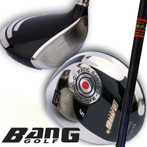 BOM BANG-O-MATIC (バン オーマティック) フェアウェイウッド【送料無料】