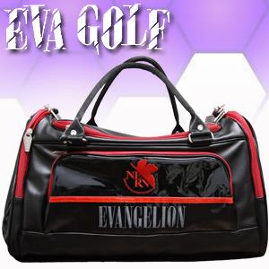 【エヴァンゲリオン ゴルフ / EVANGELION GOLF】 ボストンバッグ EG-1216BB( EVAGOLF エヴァゴルフ ゴルフバッグ ゴルフ用品 ゴルフ アニメ キャラクター グッズ)【10P07Nov15】