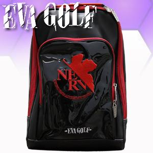 【エヴァンゲリオン ゴルフ / EVANGELION GOLF】 シューズケース EG-1216SC( EVAGOLF エヴァゴルフ ゴルフバッグ ゴルフ用品 ゴルフ アニメ キャラクター グッズ)