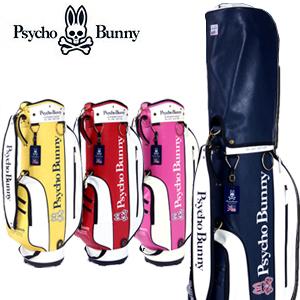 【Psycho Bunny/サイコバニー】 2017年モデル PBMG7SC3 20sカート ゴルフバッグ(カートバッグ キャディバッグ ゴルフ用品 ゴルフ)【10P07Nov15】