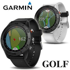 【あす楽対応】 ガーミン ゴルフ s60 アプローチS60(ブラック/ホワイト) ゴルフナビ 高感度GPS (ウォッチタイプ) GARMIN Approach S60 BLACK WHITE (GPSナビ ゴルフ用品)【日本正規品】【父の日】
