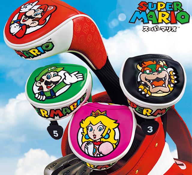 Htcgolf 4 Super Mario Super Mario Mario Golf Driver For