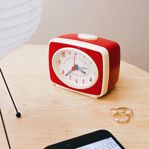 Classic 正規取扱店 Alarm Clock レトロ 目覚まし時計 目覚まし Kikkerland 置時計 hd2940 人気の定番 アラーム クラシックアラームクロック キッカーランド