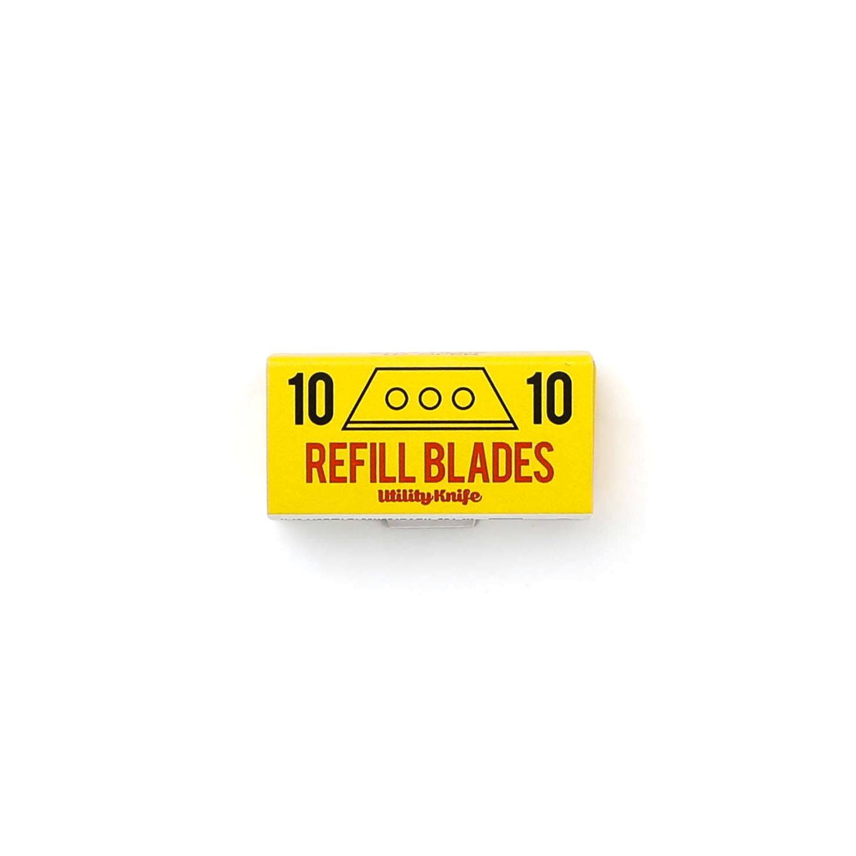 スピード対応 全国送料無料 カッター カッターナイフ 携帯 ナイフ アウトドア 釣り ペーパーナイフ dr007 penco ユーティリティナイフ コンパクト 段ボールカッター ペンコ リフィル ミニカッター 替刃 ダンボールカッター お得セット