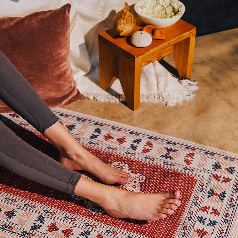 ヨガマット 希望者のみラッピング無料 6mm セール 折りたたみ おしゃれ 室内 エクササイズ 筋トレ hd3400 Mats Yoga DOIY ダイエット ストレッチ