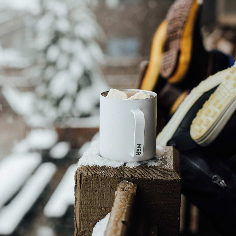 ミアー カップ コップ アウトドア 5%OFF キャンプ MiiR 12oz メーカー再生品 登山 キャンプカップ hd3524
