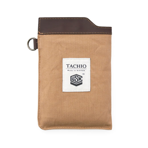 Canvas Tablet case (iPad)