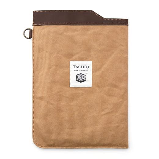 Canvas tablet case (L) [GB135]