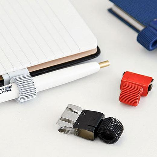 Slide clip penholder grip [DZ019]