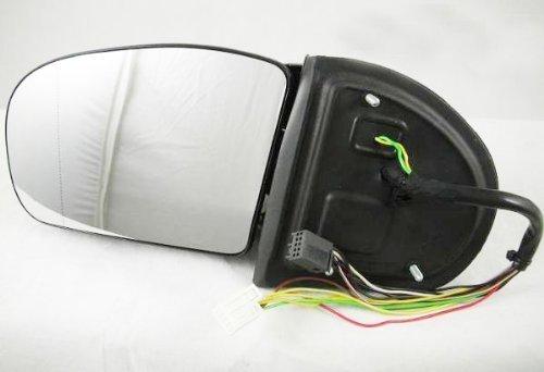【送料無料】ベンツ W203 前期用 ドアミラー ASSY 左片側(13ピン)