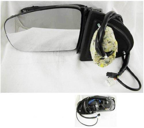 【送料無料】ベンツ W220(前期用)ドアミラーASSY 左片側