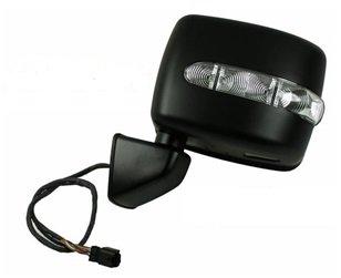 【送料無料】ベンツ W463 ゲレンデ ドアミラーASSY 左片側(LEDウインカー&フットランプ付)