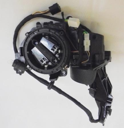 【送料無料】ベンツ W218(CLSクラス) ドアミラー ASSY 左片側