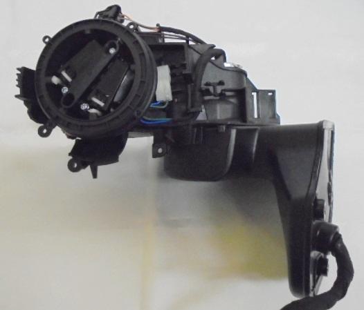 【送料無料】ベンツ W463 G63/G65 ゲレンデ 前期用後期仕様 ドアミラーASSY 左片側