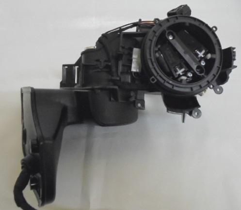 【送料無料】ベンツ W463 G63/G65 ゲレンデ 前期用後期仕様 ドアミラーASSY 右片側
