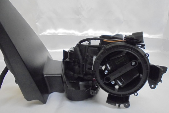 【送料無料】ベンツ W166/X166 ドアミラー ASSY 右片側