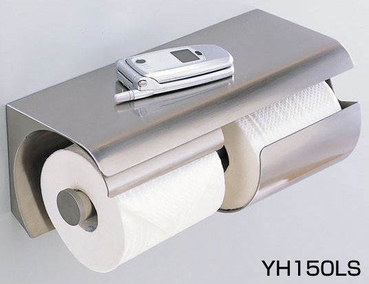 TOTO スペア付紙巻器(横型両減り防止タイプ)YH150RS/YH150LS