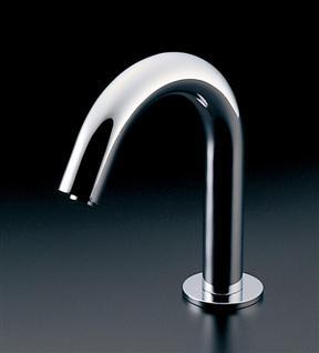TOTO 台付自動水栓 アクアオート TENA12A水道 蛇口 洗面 手洗