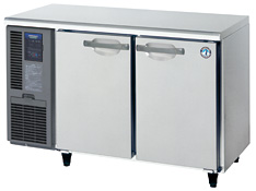 【新品・送料無料・代引不可】ホシザキ業務用コールドテーブル冷蔵庫(インバーター制御)RT-120SNF-E [幅1200×奥行600×高さ800]