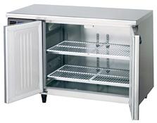 【新品・送料無料・代引不可】ホシザキ業務用ワイドスルーコールドテーブル冷蔵庫RT-120SDF-ML(旧RT-120SDE-ML) [幅1200×奥行750×高さ800]