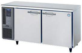 【新品・送料無料・代引不可】ホシザキ業務用コールドテーブル冷蔵庫(インバーター制御)RT-150SNF-E [幅1500×奥行600×高さ800]