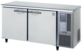 【新品・送料無料・代引不可】ホシザキ業務用コールドテーブル冷蔵庫(右ユニットタイプ)RT-150SNF-R(旧RT-150SNE-R) [幅1500×奥行600×高さ800]