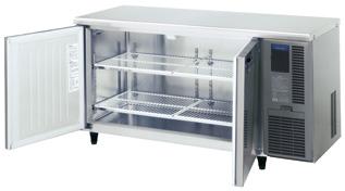 【新品・送料無料・代引不可】ホシザキ業務用ワイドスルーコールドテーブル冷蔵庫( 右ユニットタイプ)RT-150SDF-RML(旧RT-150SDE-RML) [幅1500×奥行750×高さ800]