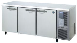 【新品・送料無料・代引不可】ホシザキ業務用コールドテーブル冷蔵庫(右ユニットタイプ)RT-180SNF-R(旧RT-180SNE-R) [幅1800×奥行600×高さ800]