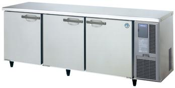 【新品・送料無料・代引不可】ホシザキ業務用コールドテーブル冷蔵庫(右ユニットタイプ)RT-210SDF-R(旧RT-210SDE-R) [幅2100×奥行750×高さ800]