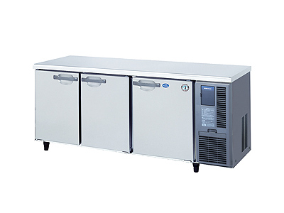 【新品・送料無料・代引不可】ホシザキ業務用コールドテーブル冷凍冷蔵庫右ユニットタイプ(右・冷凍室)RFT-180SDF-R(旧RFT-180SDE-R)[幅1800×奥行750×高さ800]