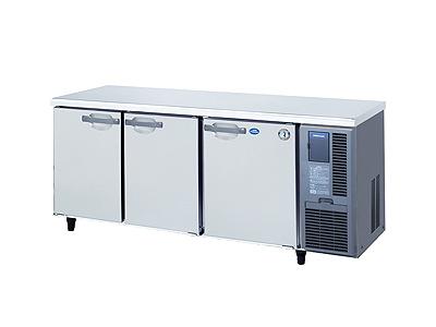 【新品・送料無料・代引不可】ホシザキ業務用コールドテーブル冷凍冷蔵庫右ユニットタイプ(右・冷凍室)RFT-180SNF-R(旧RFT-180SNE-R)[幅1800×奥行600×高さ800]