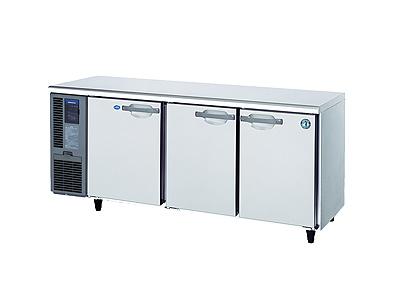 【新品・送料無料・代引不可】ホシザキ業務用コールドテーブル冷凍冷蔵庫(左・冷凍室)RFT-180SNF(旧RFT-180SNE)[幅1800×奥行600×高さ800]