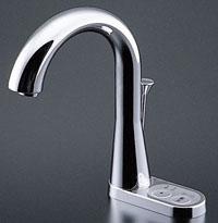 【送料無料】TOTO 自動水栓 TEN85G1(旧TEN85G)水道 蛇口 洗面 手洗